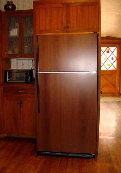 faux_bois faux_bois_refrigerator_DIY
