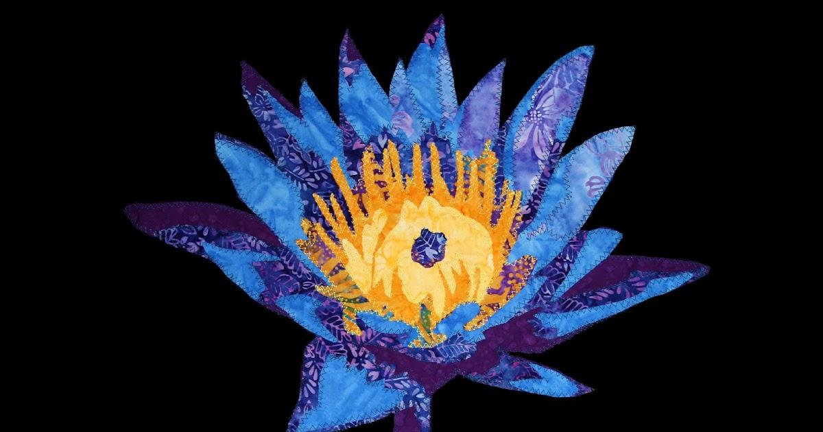 Maggie Dillon Designs Lotus Flower