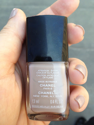 Nail of the Day-Chanel Frenzy