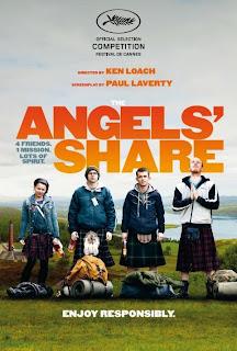 Ver online:La parte de los angeles (The Angels' Share) 2012