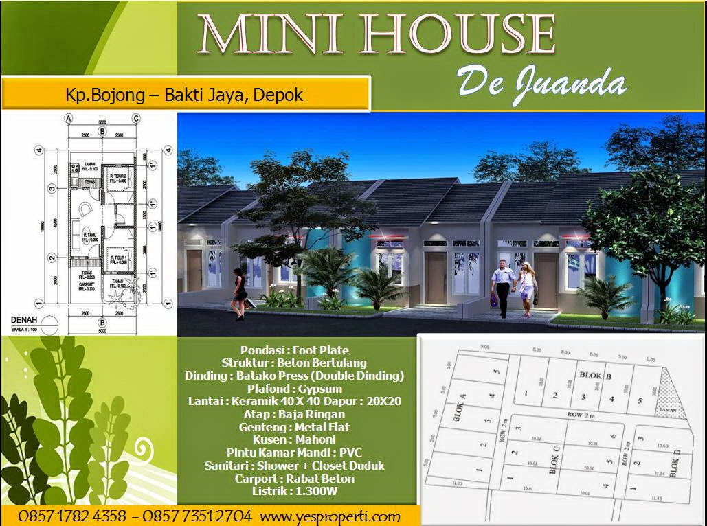 Minihouse Juanda