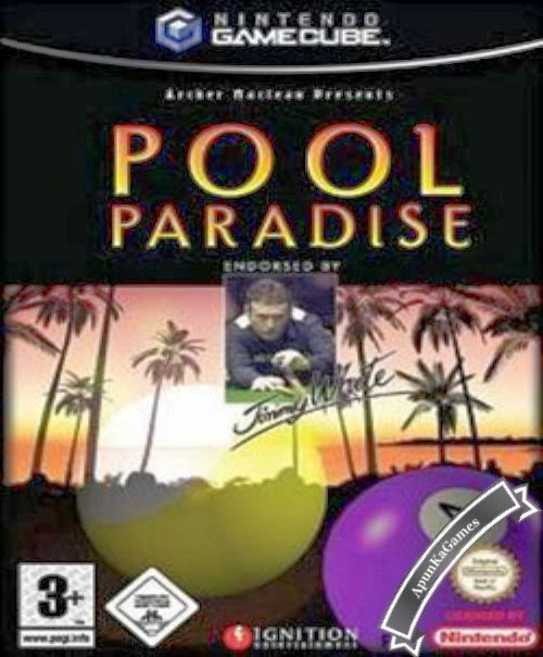 Pool Paradise Cover, Poster