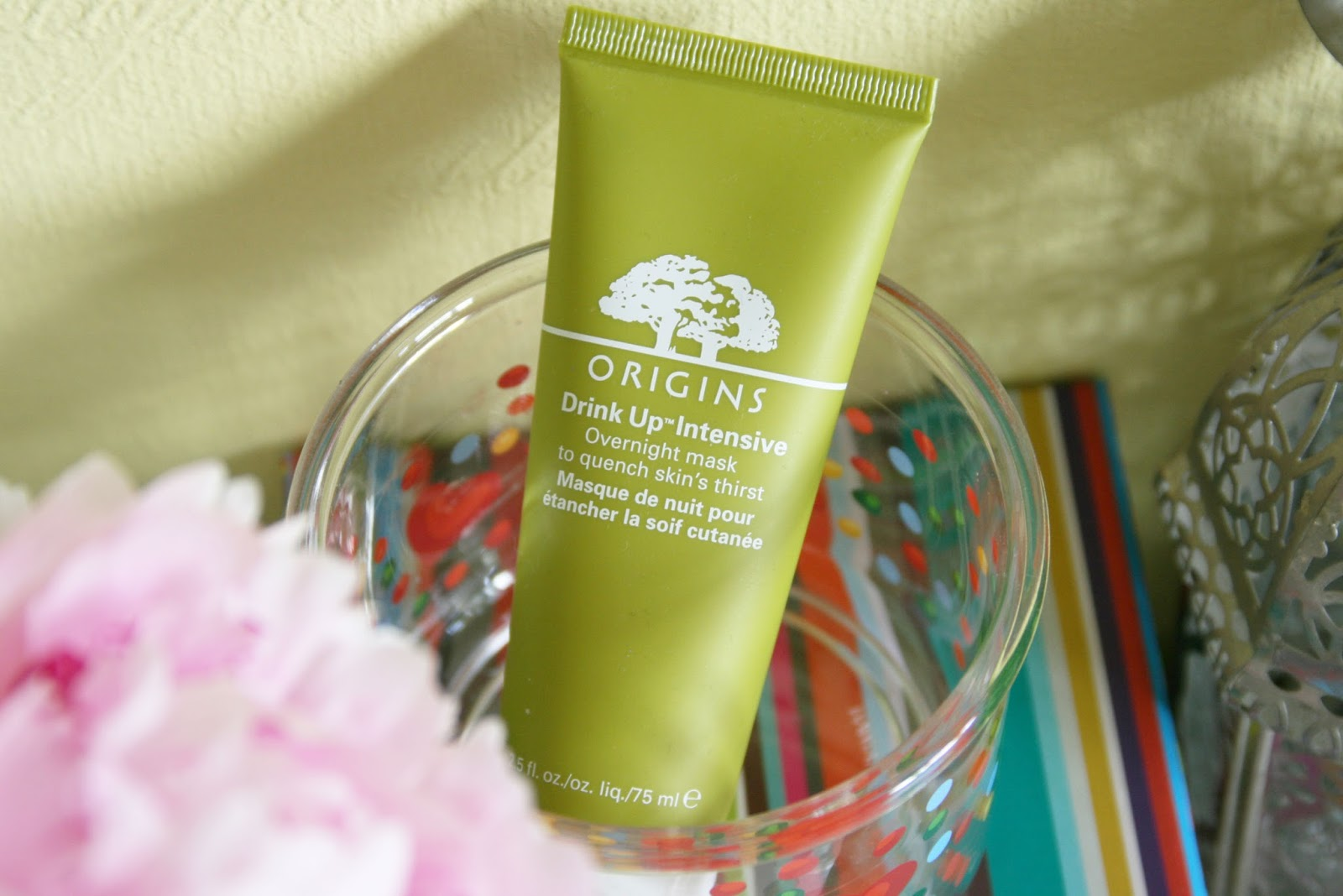 origins drink up intensive overnight mask how to apply