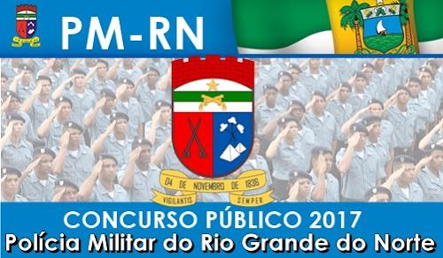 Apostila Concurso Policia Militar RN 2017