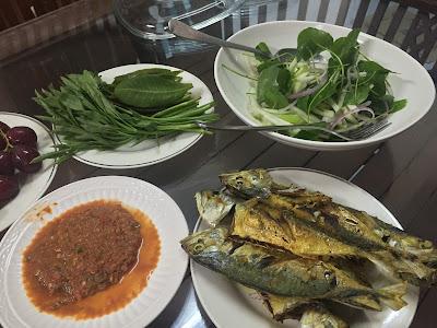 #cabaran20hari, hari ketiga, resepi sahur