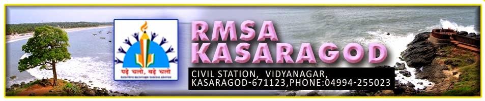 RMSA Kasaragod