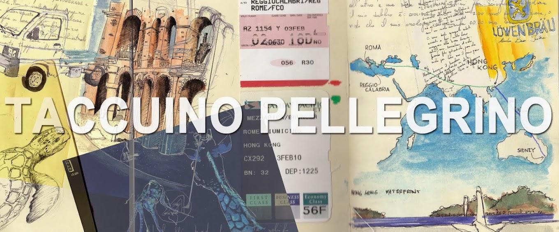 Taccuino Pellegrino