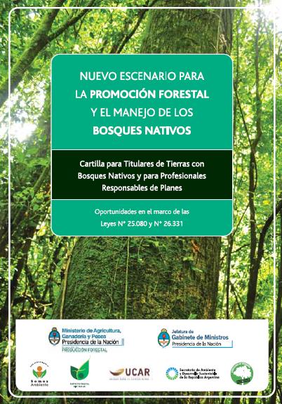 CARTILLA DE VINCULACIÓN DE LAS LEYES NACIONALES 25.080 y 26.331