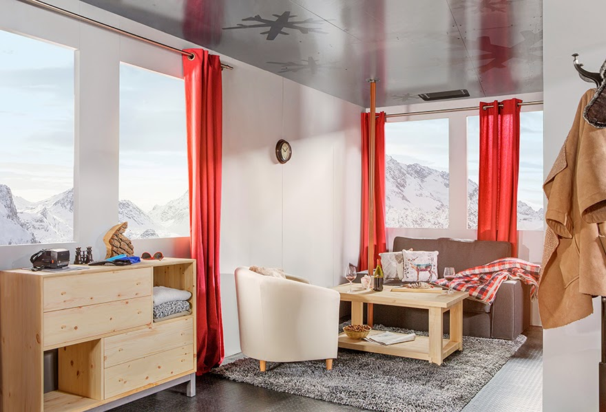 You Can Now Sleep At 2743 Meters (9000 Ft) Above The Sea Level