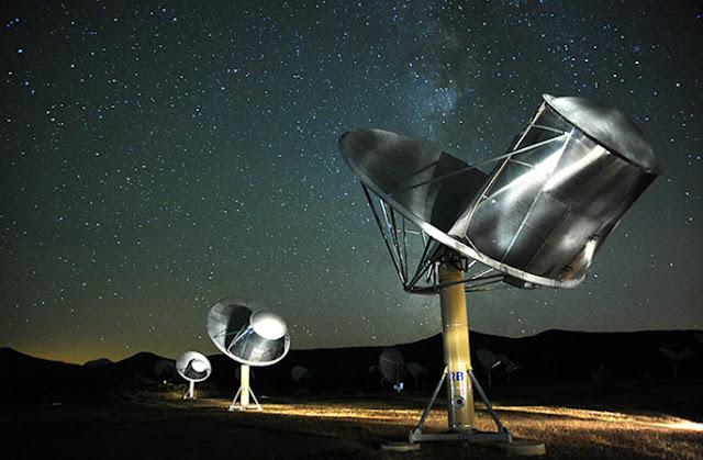 Telescopio Allen Array