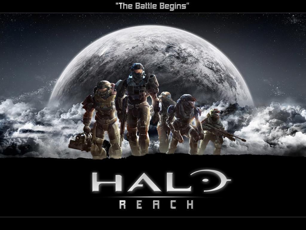 Fond d'écran 2012: Halo Reach Wallpaper