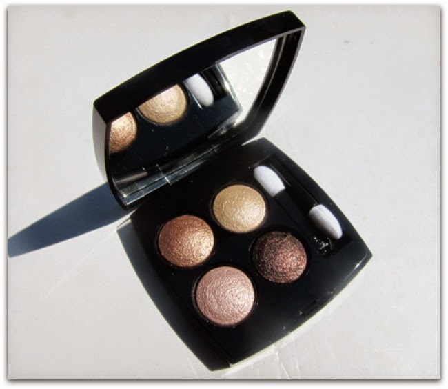 Chanel Poesie eyeshadow; Autumn Fall 2014 Makeup Etats Poetiques