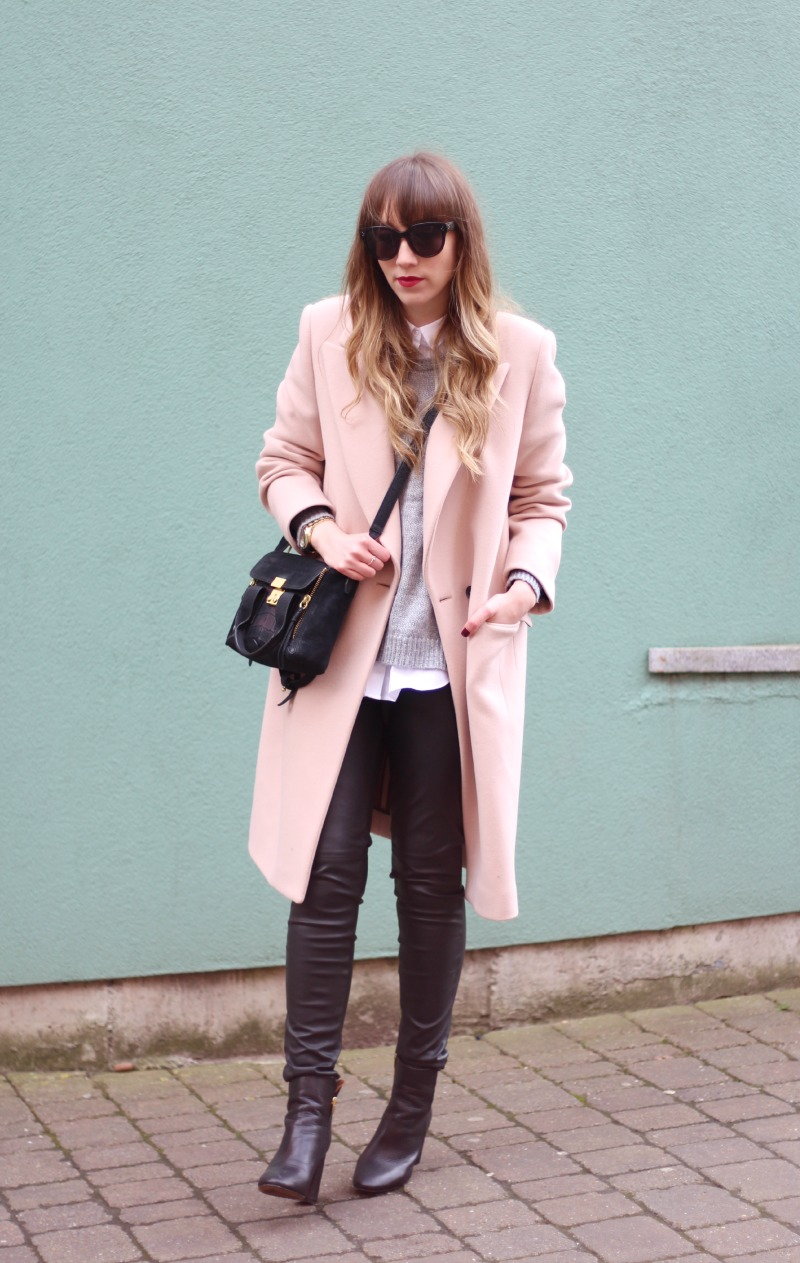 TODAY: The Pale Pink Coat - The Lovecats Inc