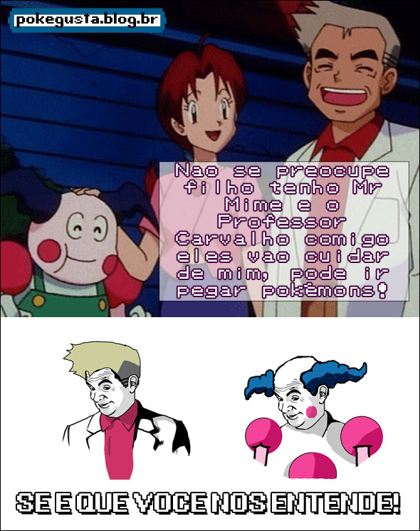 did your mean meme carvalho mr mime