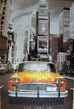 COCHE EN NEW YORK