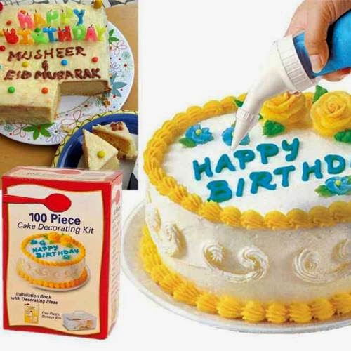 Jual Cake Decorating Kit : CUTE MOMMY SHOP .. all about women: CAKE DECORATING KIT