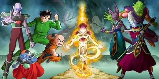Dragon Ball Z : La Résurrection de Freezer, Toyotarō, V Jump, Actu Manga, Manga,