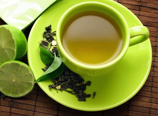 manfaat teh hijau untuk masalah lemak tubuh