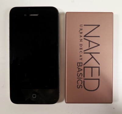 Urban Decay Naked Basics SIZE