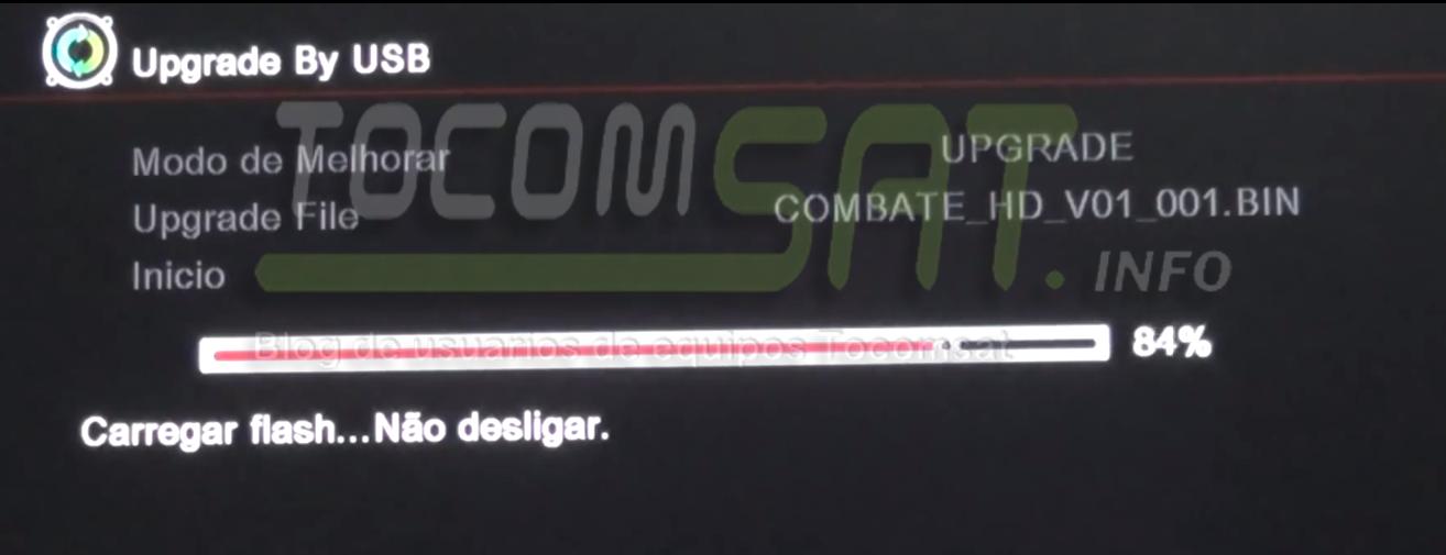 tutorial de actualización tocomsat combate hd foto 4