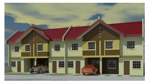 Hope – Two Storey Duplex House in Consolacion Cebu
