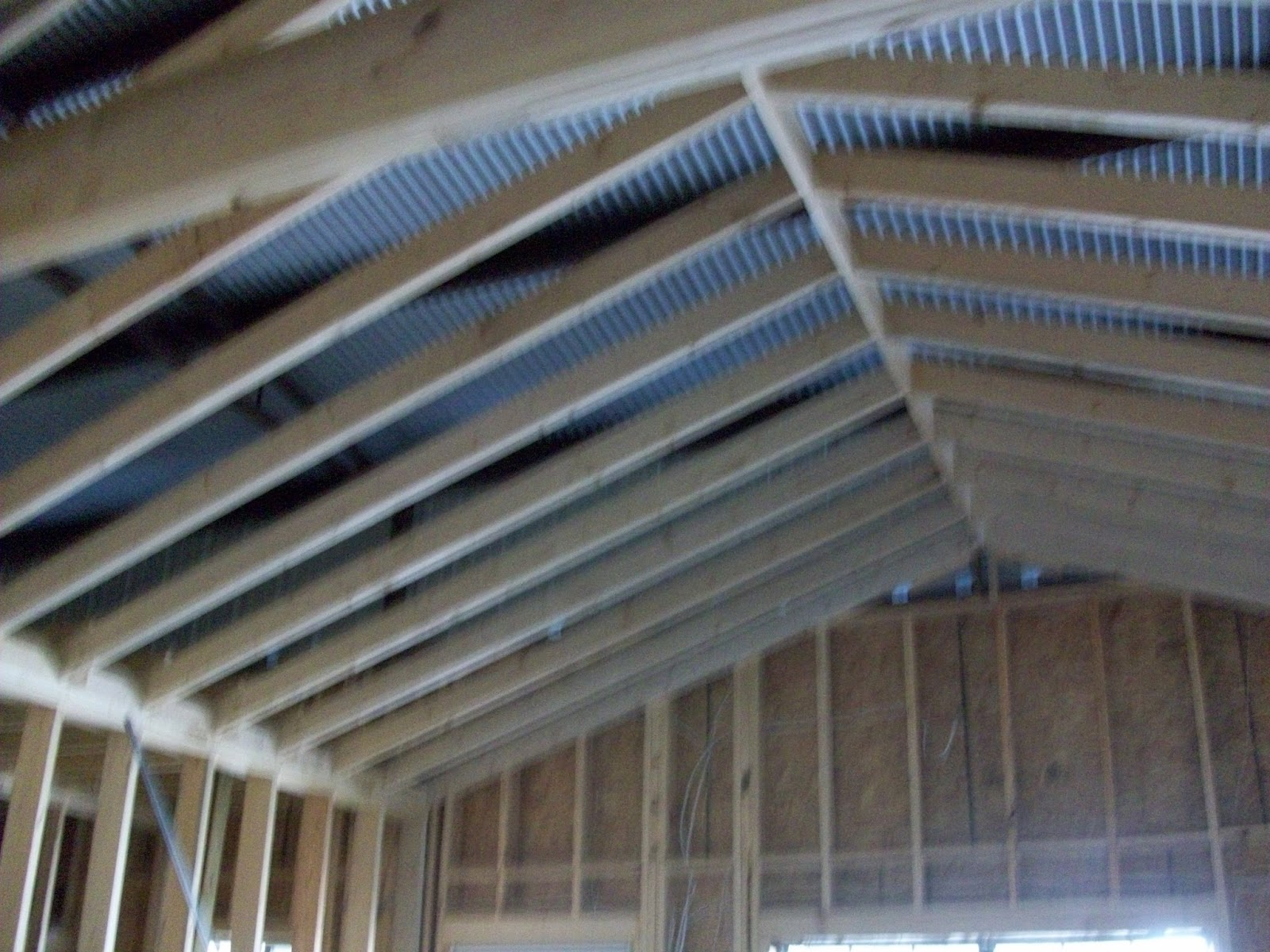 1600 x 1200 jpeg 323kB, Barndominium: Living room ceiling