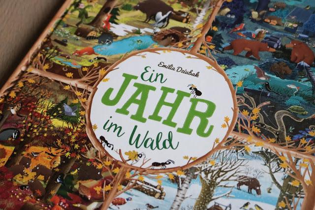 """Lieblingsbücher - """"Ein Jahr im Wald"""""""