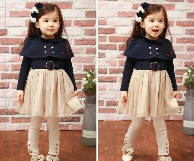 gambar foto anak kecil lucu bergaya ala korea