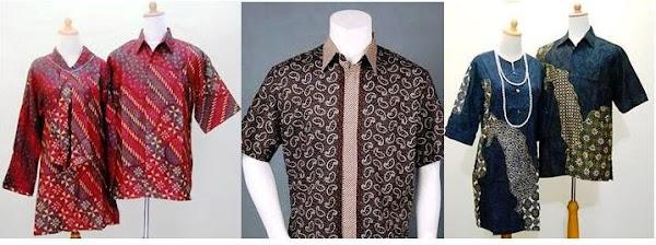 Model Baju Batik 2013, Model baju batik pria terbaru, model baju batik berpasangan 2011