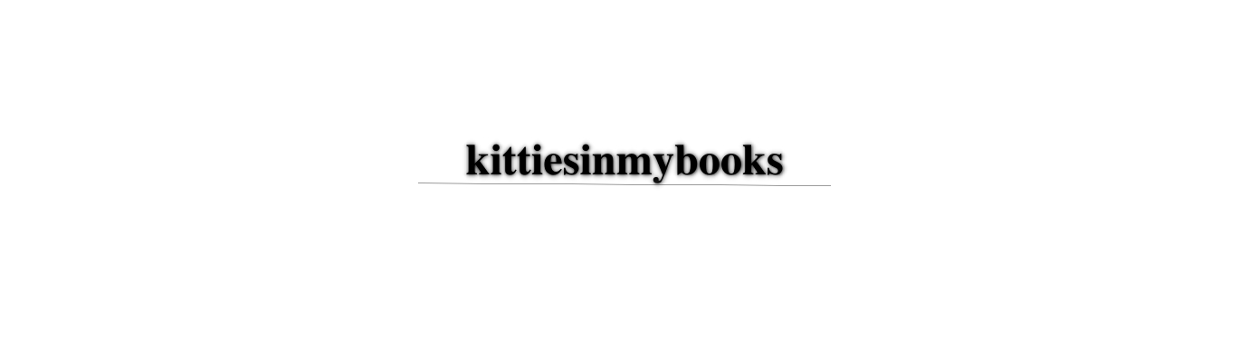 Kitties in my Books