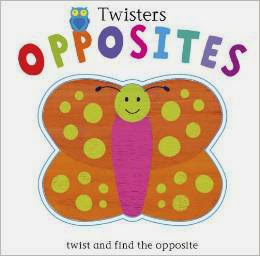 Opposites: Twist and Find the Opposite