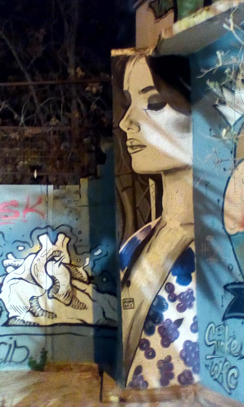 Athens grafiti Psiri
