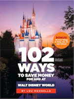 Between Books - 102 Ways to save Money For and At Walt Disney World