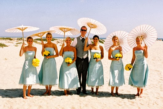 summer wedding ideas 2014