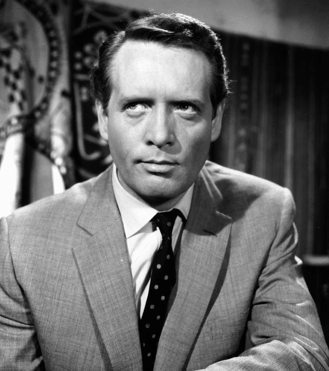 Patrick McGoohan (1928?009 (born in New York City, United States)