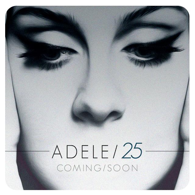 Adele - 25 - nuovo album tracklist e copertina