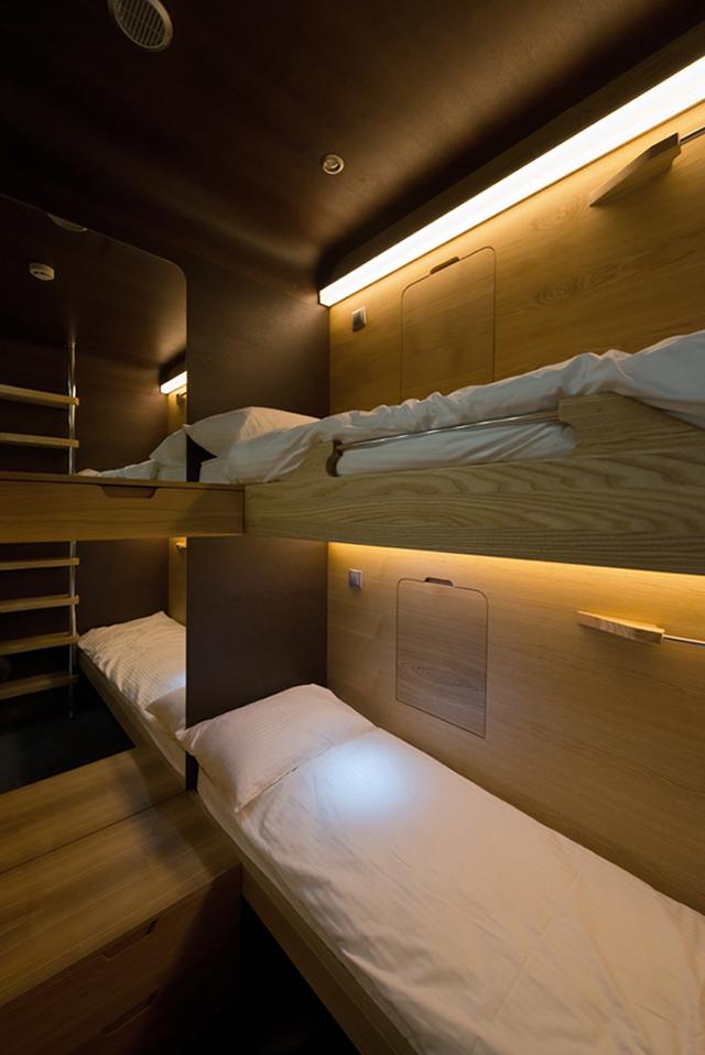 Sleepbox Di Arch Group : Beautiful world sleepbox hotel tverskaya moscow