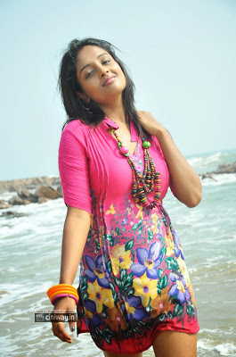 First-Love-Actress-Amitha-Rao-Stills