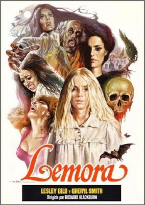 Lemora, un cuento sobrenatural