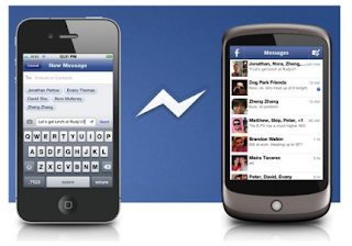Facebook Messenger application for Android