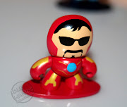Toy Fair 2013 : Hasbro's Iron Man 3 (iron man micro muggs blind box )