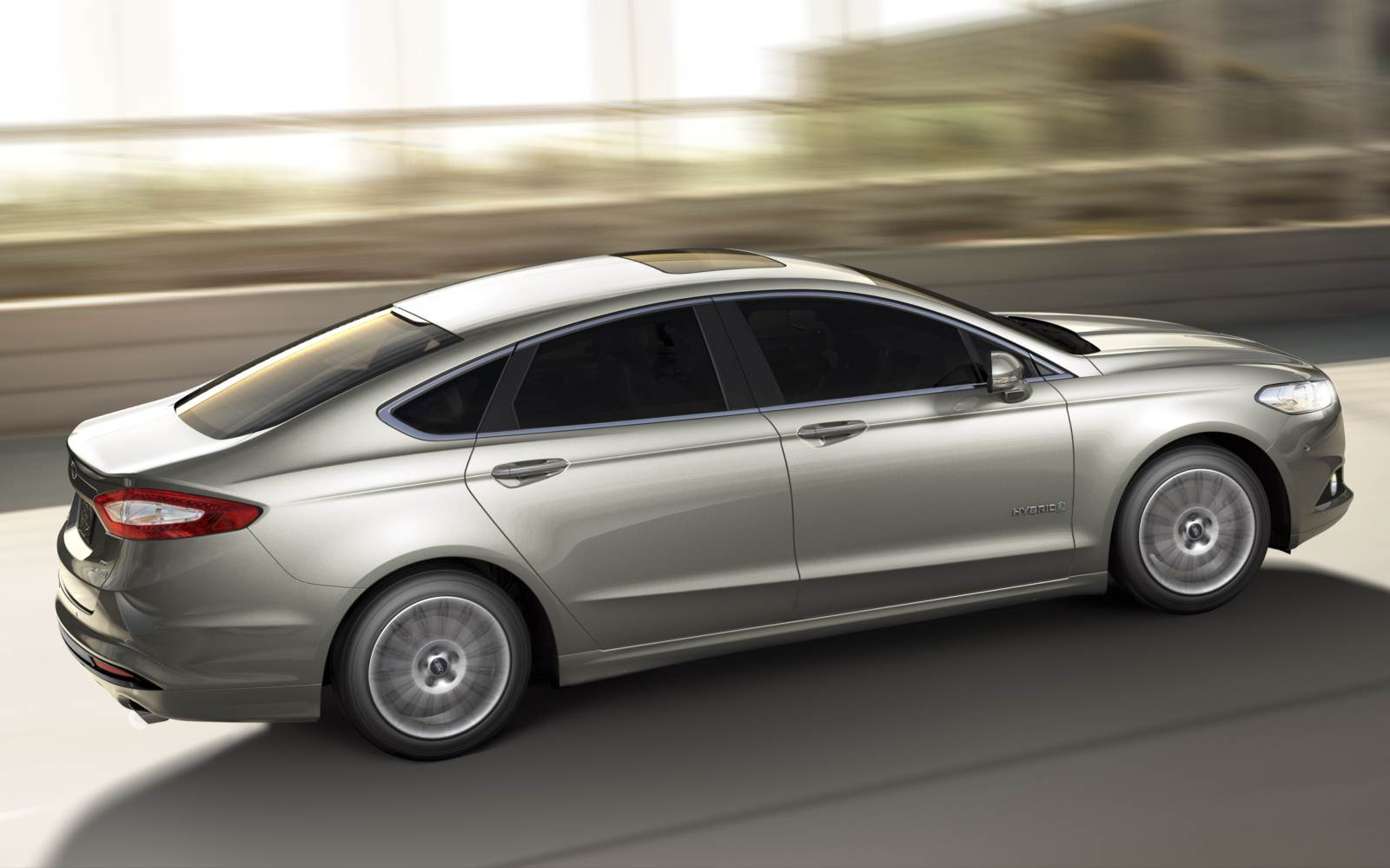 Novo ford fusion 2015