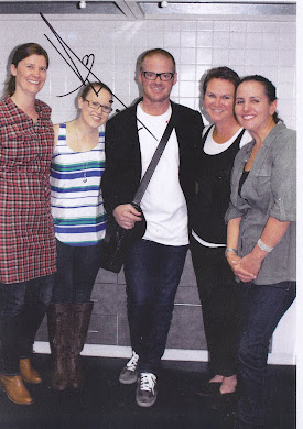 Heston Blumenthal in the Breville test kitchen