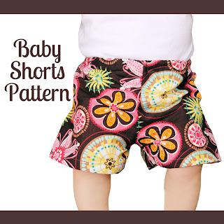 baby shorts pattern
