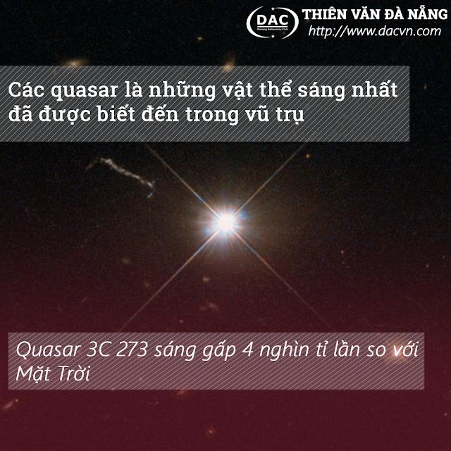 Final - Các quasar là những vật thể sáng nhất trong vũ trụ
