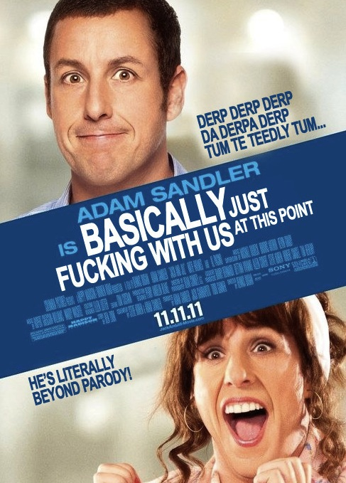 love sucks by adam sandler