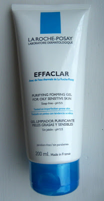 La Roche Posay Effaclar Purifying Foaming Gel
