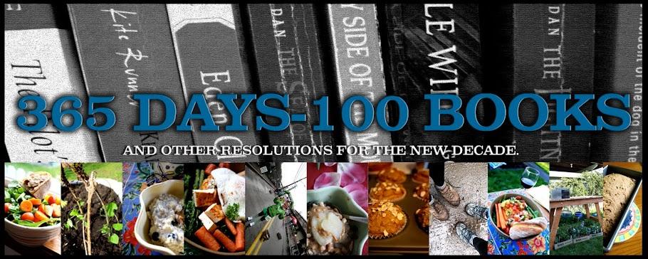 365 Days-100 Books