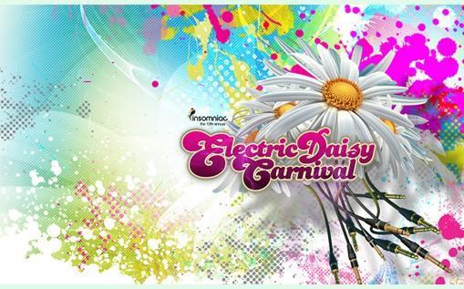 Electric Daisy Carnival Logo EDC - Orlando Dates Announced