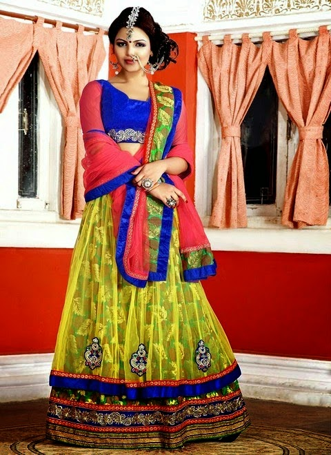 Best Formal Wear Lehenga Style